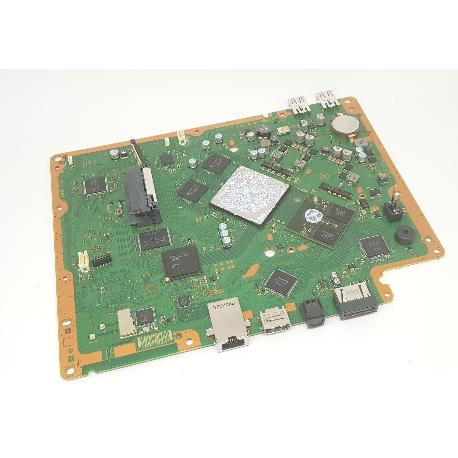 PLACA BASE ORIGINAL PARA PLAY STATION SUPER SLIM CECH - 4004C - RECUPERADA