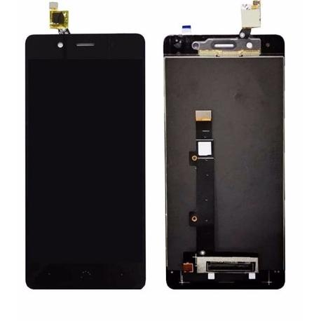 PANTALLA LCD DISPLAY + TACTIL PARA BQ AQUARIS X5 PLUS - NEGRA