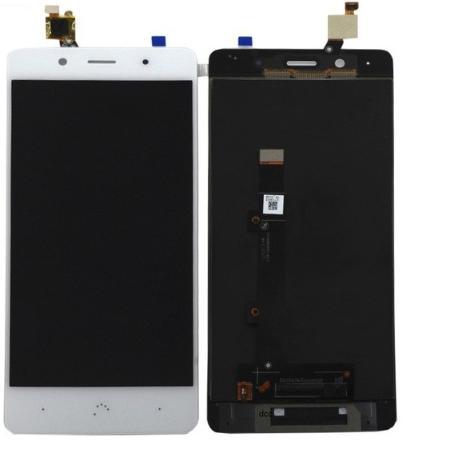 PANTALLA LCD DISPLAY + TACTIL PARA BQ AQUARIS X5 PLUS - BLANCA