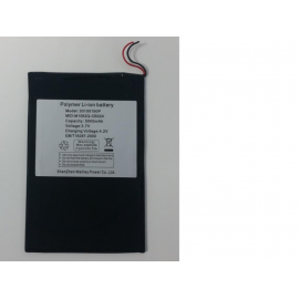 Bateria para Szenio Tablet PC 2032QC / Denver TAQ-10043MK2 / TAQ-10052 / TAD-10062 - Recuperada