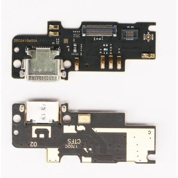 MODULO CONECTOR DE CARGA MICRO USB Y MICROFONO PARA XIAOMI MI4S