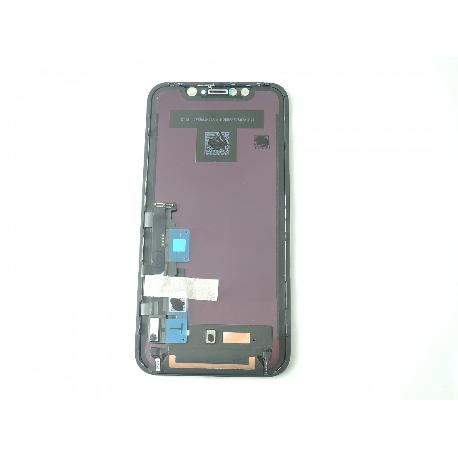 PANTALLA LCD DISPLAY Y TACTIL PARA IPHONE XR - NEGRA