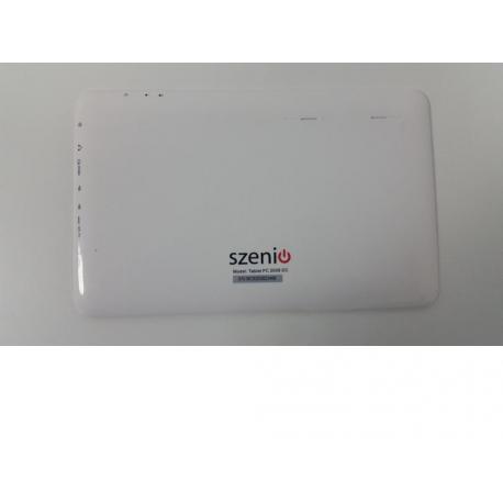 Tapa trasera Original Szenio Tablet PC 2008 Dc Recuperada