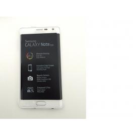 Pantalla LCD Display + Tactil con Marco Original Samsung Galaxy Note Edge SM-N915FY , SM-N915G - Blanca LIQUIDACION