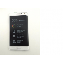 Pantalla LCD Display + Tactil con Marco Original Samsung Galaxy Note Edge SM-N915FY , SM-N915G - Blanca