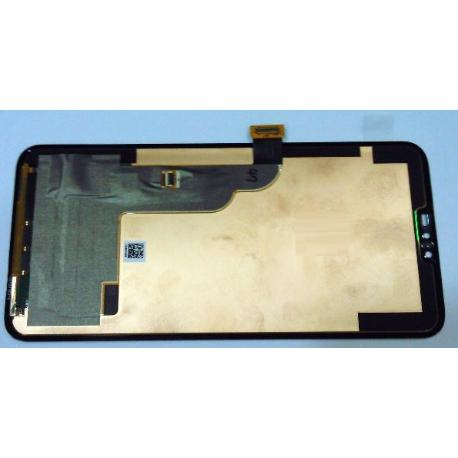 *PANTALLA LCD DISPLAY Y TACTIL PARA LG V40 THINQ - NEGRA