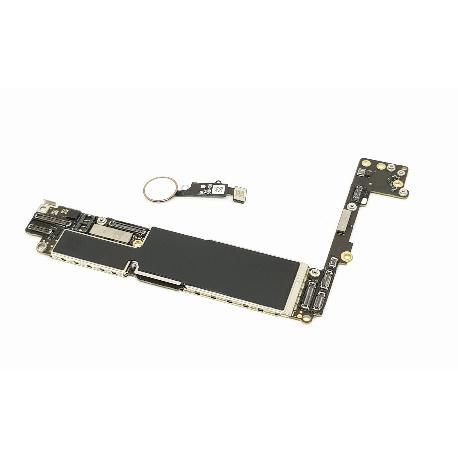 PLACA BASE ORIGINAL 128 GB PARA IPHONE 7 PLUS CON BOTON HOME BLANCO - RECUPERADA FALLA WIFI