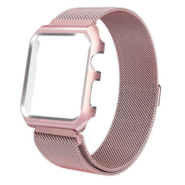 CORREA MAGNETICA PARA APPLE WATCH 4 - 44MM - ROSA