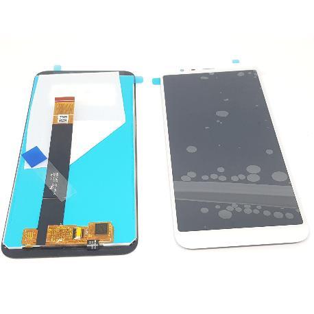 PANTALLA LCD DISPLAY + TACTIL PARA MEIZU M8C M809L - BLANCA
