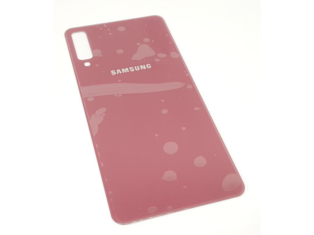 dc7f6d77c9c Tapa Trasera para Samsung Galaxy A7 2018 A750 - Rosa