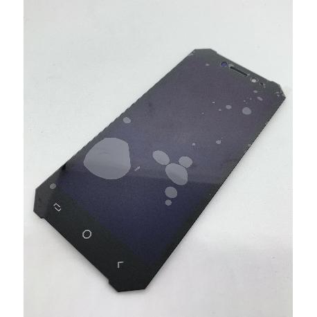 PANTALLA TACTIL Y LCD PARA ULEFONE ARMOR X - NEGRO