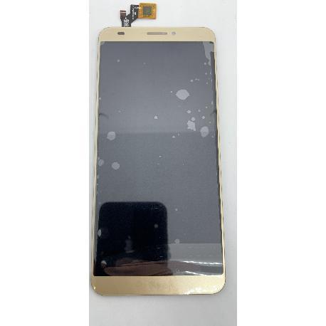 PANTALLA LCD Y TACTIL PARA BLACKVIEW S6 - ORO