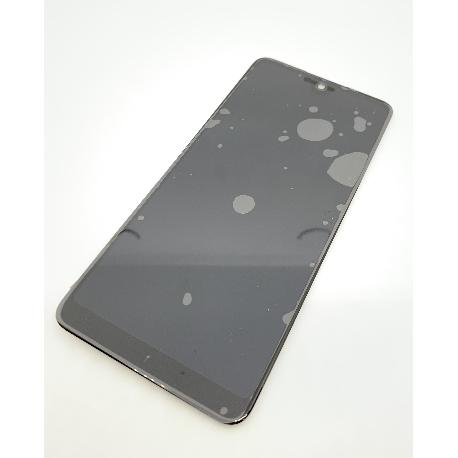 PANTALLA LCD Y TACTIL PARA BLUBOO S3 - NEGRA