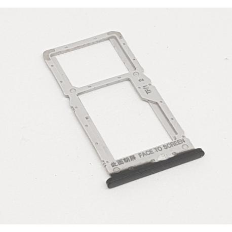 ADAPTADOR DUAL SIM + SD PARA HUAWEI HONOR 8X MAX - NEGRO
