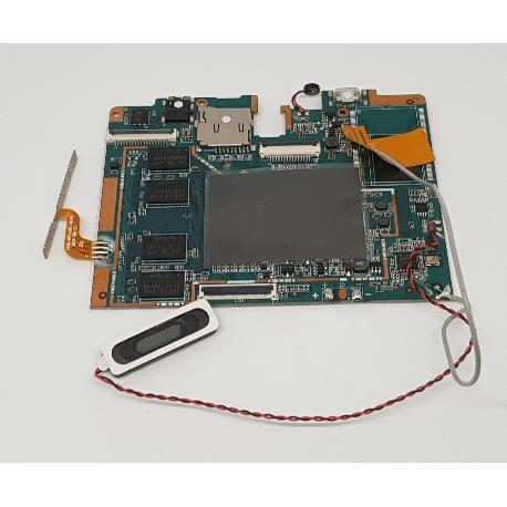 PLACA BASE ORIGINAL PARA TD SYSTEMS TDS 7 QC MODELO 1 - RECUPERADA