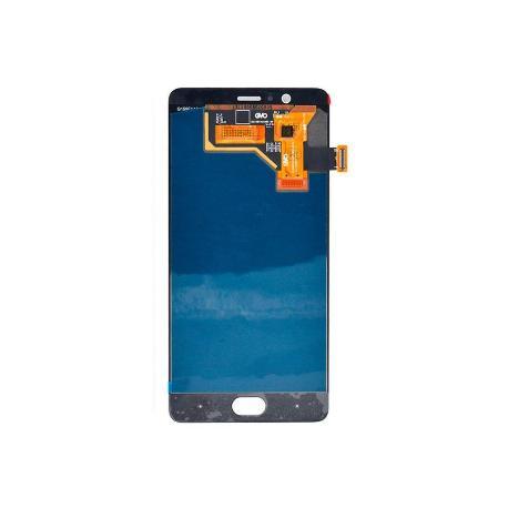 PANTALLA LCD DISPLAY + TACTIL PARA ZTE NUBIA M2 - BLANCA