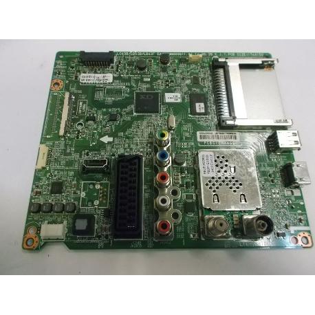 PLACA BASE MAIN BOARD PARA TV LG 42LB550V EAX65388006 (1.0) EAX65388005 (1.0) EBT62973009
