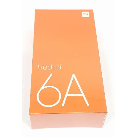 XIAOMI REDMI 6A ORIGINAL 2GB/16GB  NEGRO - CON CAJA - NUEVO