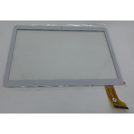 PANTALLA TACTIL DE TABLET PARA YUNTAB K107 QUAD-CORE TABLET 10.1 - BLANCA