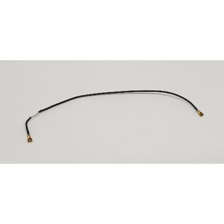 CABLE COAXIAL ORIGINAL PARA BQ AQUARIS V