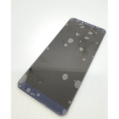 PANTALLA LCD Y TACTIL PARA CUBOT X18 PLUS - AZUL