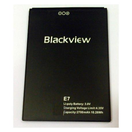BATERÍA ORIGINAL PARA BLACKVIEW E7, E7S DE 2700MAH