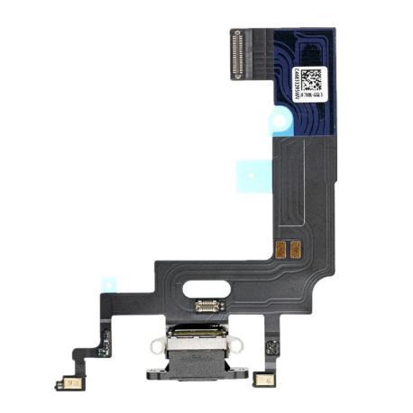 FLEX CONECTOR DE CARGA LIGHTNING PARA IPHONE XR - NEGRO