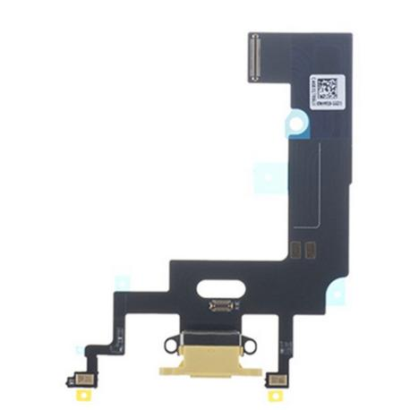 FLEX CONECTOR DE CARGA LIGHTNING PARA IPHONE XR - AMARILLO