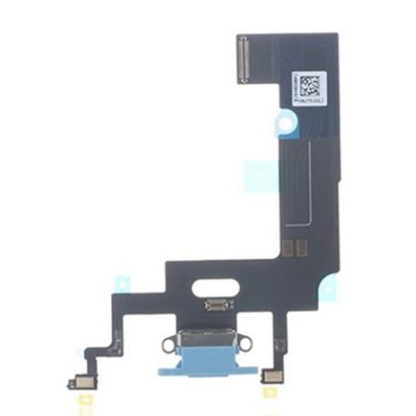 FLEX CONECTOR DE CARGA LIGHTNING PARA IPHONE XR - AZUL