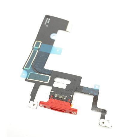 FLEX CONECTOR DE CARGA LIGHTNING PARA IPHONE XR - ROJO
