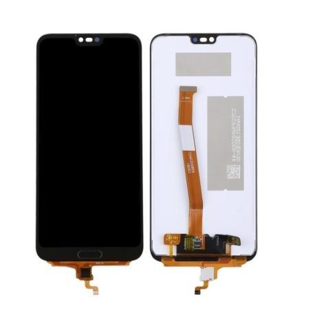PANTALLA LCD Y TACTIL PARA HUAWEI HONOR 10 - NEGRA ( SIN SENSOR DE HUELLA)