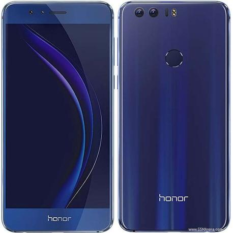 * TELEFONO MOVIL REACONDICIONADO HUAWEI HONOR 8 32GB 4GB AZUL - GRADO B
