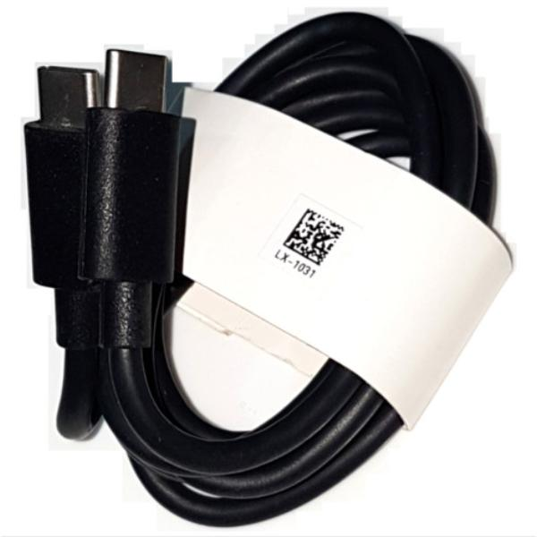 CABLE DE CARGA Y DATOS HUAWEI LX1031 USB-C TO USB-C - CARGA RAPIDA