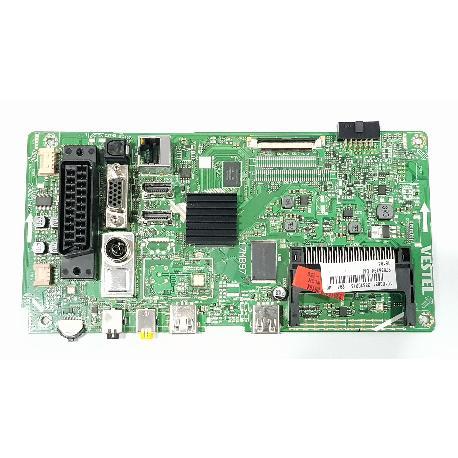 PLACA BASE MAIN BOARD TV HITACHI 40HBT42 VESTEL 17MB97 (2 HDMI )