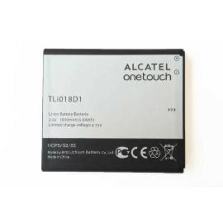 BATERIA ALCATEL ONE TOUCH OT-5038 5038 POP D5 , PIXI 3 5015D VODAFONE VF696- RECUPERADA