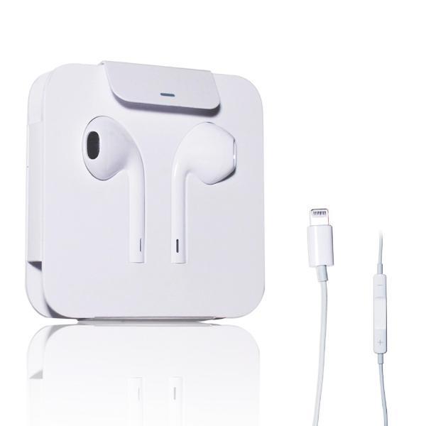 Auriculares Manos Libres Original Lightning para iPhone 7, 7