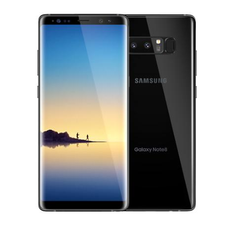 * TELEFONO MOVIL REACONDICIONADO SAMSUNG GALAXY NOTE 8 64GB  NEGRO - GRADO C