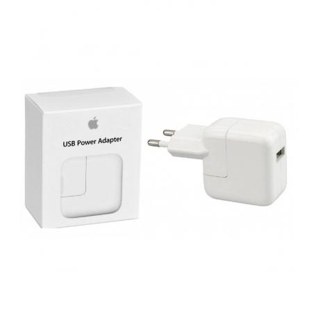 CARGADOR MD836ZM/A DE 12W PARA IPHONE, IPAD - BLISTER
