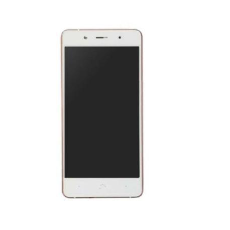 PANTALLA LCD DISPLAY + TACTIL CON MARCO PARA BQ AQUARIS X5 - BLANCA - ROSA