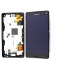 Pantalla LCD Display + Tactil con Marco Original Sony Xperia Z3 Compact Mini D5803, D5833 - Negra