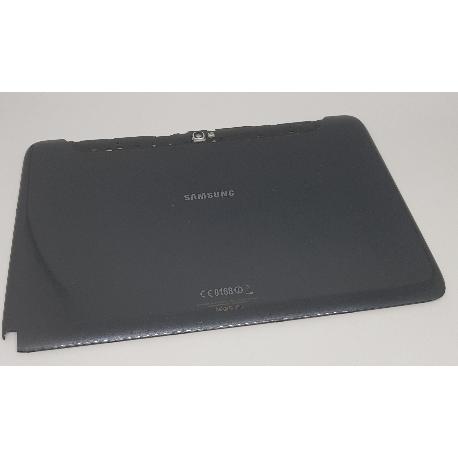 TAPA TRASERA TABLET SAMSUNG GALAXY NOTE 10.1 N8000 NEGRO - RECUPERADA