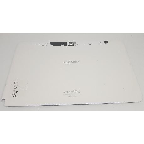 TAPA TRASERA Y SUPERIOR TABLET SAMSUNG GALAXY NOTE 10.1 N8000 BLANCA