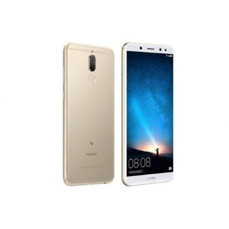 * TELEFONO MOVIL REACONDICIONADO HUAWEI MATE 10 LITE 64GB 4GB DORADO - GRADO B
