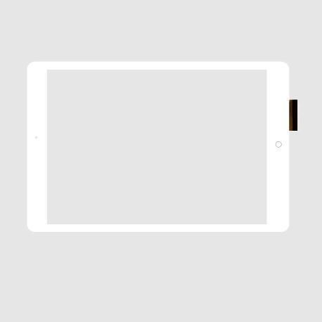"""PANTALLA TACTIL UNIVERSAL DE TABLET DE 9.7"""" - YTG-G97026-F1 V1.2 - BLANCA"""
