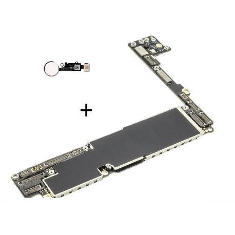 PLACA BASE ORIGINAL PARA APPLE IPHONE 8 PLUS 64GB ( BOTON HOME BLANCO ) - RECUPERADA