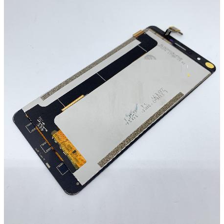 PANTALLA LCD Y TACTIL PARA OUKITEL U16 MAX - NEGRA