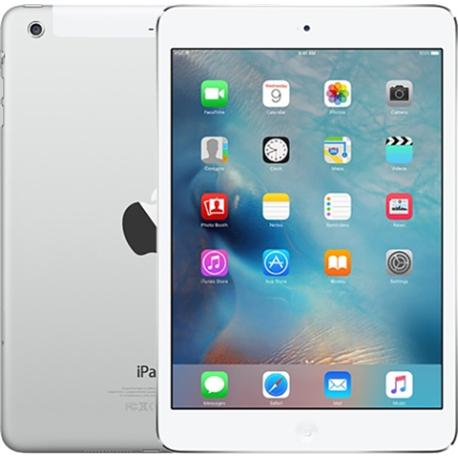 * TABLET REACONDICIONADA IPAD MINI 2 4G CON SIM 16GB BLANCA - GRADO B