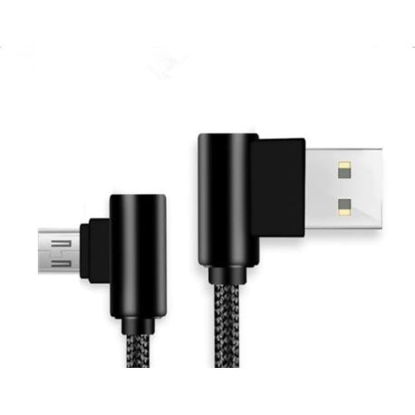 CABLE DE CARGA Y DATOS - USB 3.1 - TIPO-C - NEGRO