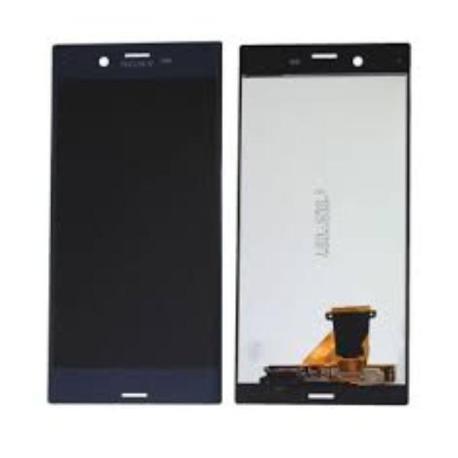 PANTALLA TACTIL + LCD DISPLAY PARA SONY XPERIA XZ (F8331), XPERIA XZ DUAL (F8332) AZUL - RECUPERADA