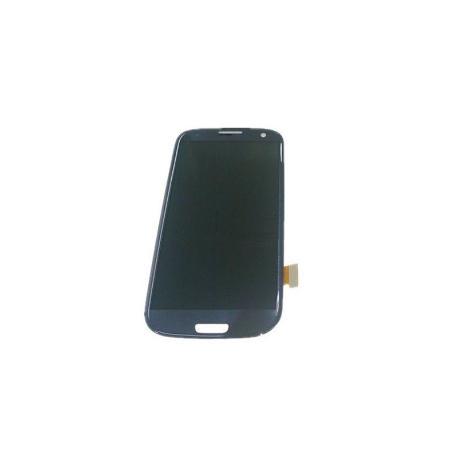 PANTALLA LCD Y TACTIL PARA SAMSUNG GALAXY S3 - NEGRA - RECUPERADA